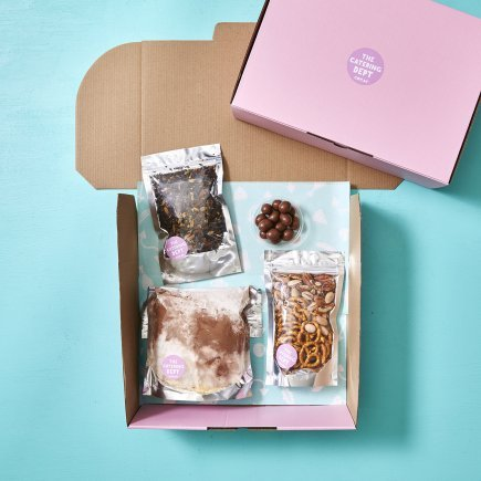 Salted Pretzel Chocolate Malt Giant Cookie Bake Kit