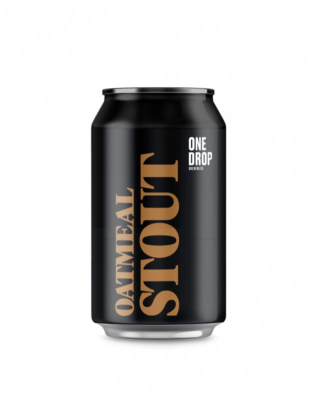 One Drop Brewing Oatmeal Stout