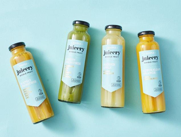 Simple Juicery Juices 325mL